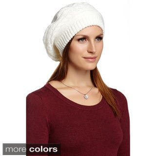 KC Signatures Classic Textured Beret