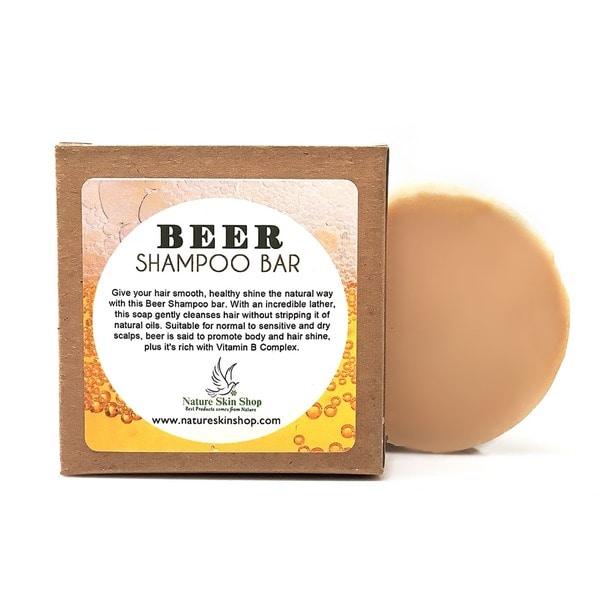 All Natural Beer Shampoo Bar 14449315