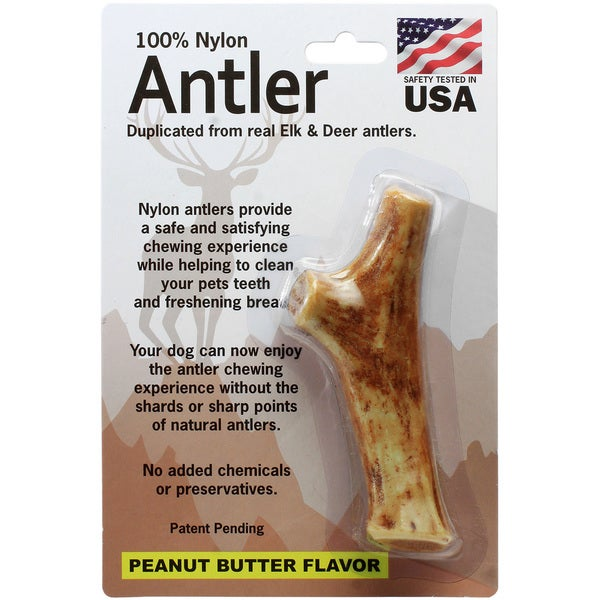 Medium Antler-Peanut Butter
