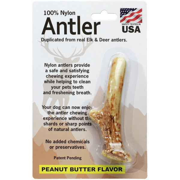 Small Antler-Peanut Butter