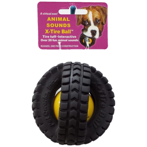Small Animal Sounds X-Tire Ball