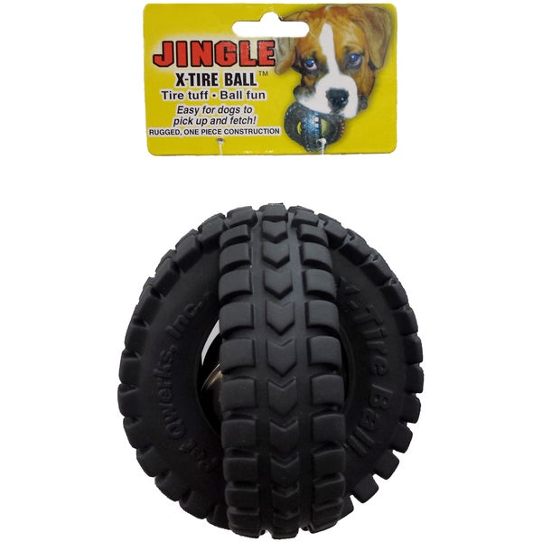 Small Jingle X-Tire Ball