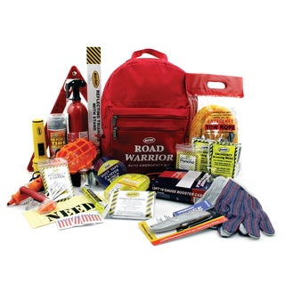 Urban Road Warrior 23-piece Road Emergency Kit