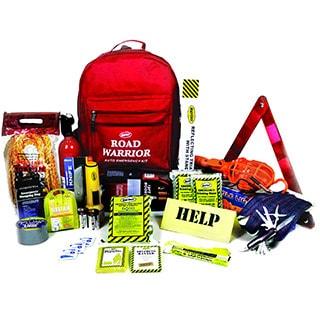 Mountain Road Warrior Emergency Backpack