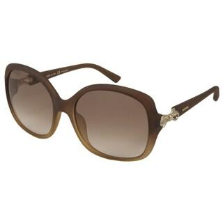 Valentino Women's V640S Square Sunglasses