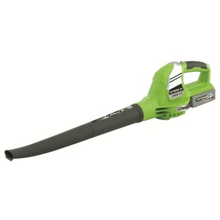 Earthwise Cordless 24-volt Lithium Ion Blower