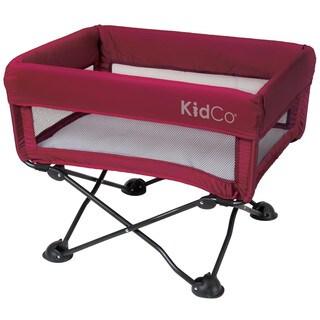 KidCo DreamPod Portable Cranberry Bassinet