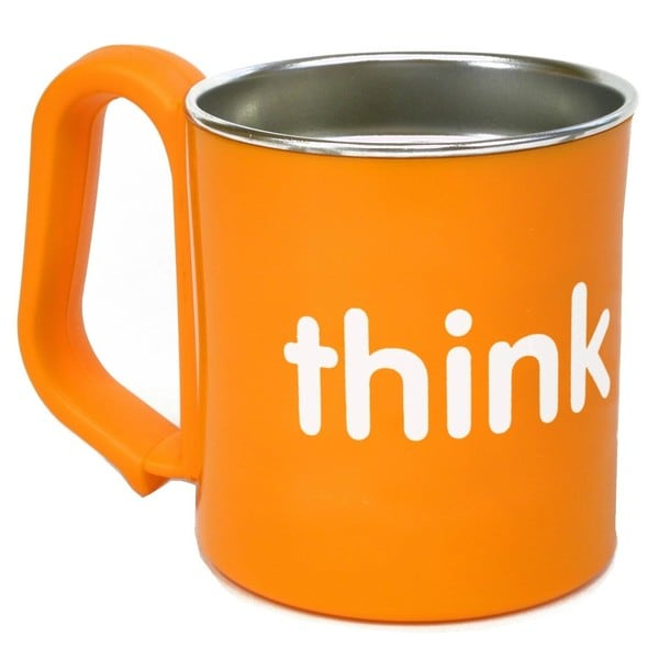 Thinkbaby Children's Orange Cup