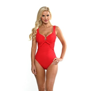Miraclesuit Women's 'Sandra D' U-Wire Swimsuit