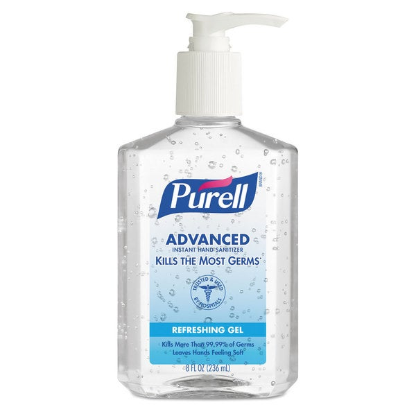 Purell Instant Hand Sanitizer Bottle