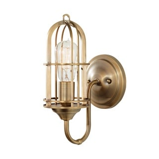 Urban Renewal 1-light Dark Antique Bronze Wall Bracket