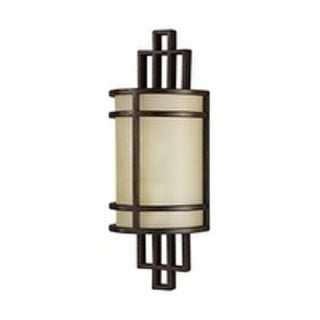 Fusion Grecian Bronze 1-light Wall Sconce