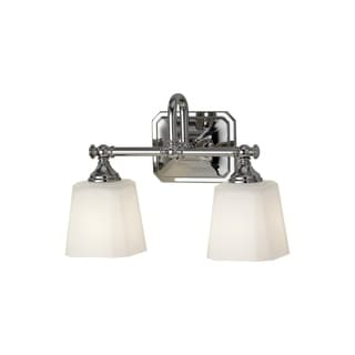 Concord Polished Nickel 2-light Wall Sconce