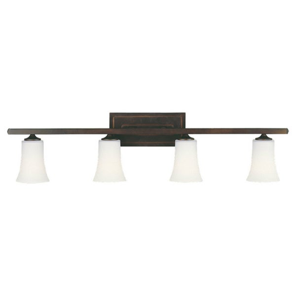 Murray Feiss Boulevard 4-light Vanity Fixture