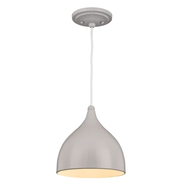 Dutch Mini Silver Birch 1-light Pendant