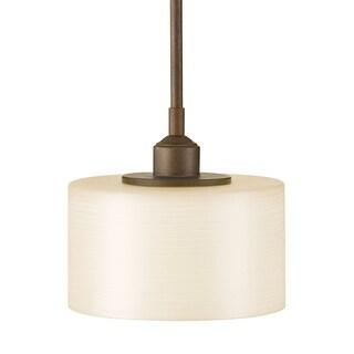 Corinthian Bronze 1-light Mini Pendant