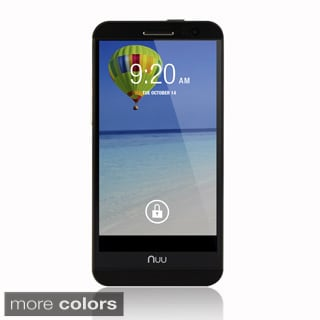 NUU Mobile NU3S 4.7-inch HD Unlocked Android Smartphone