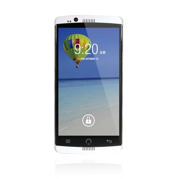 NUU Mobile X1 5-inch LTE Unlocked Android Smartphone