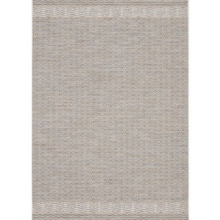 Loft Prime Diamond Grey Rug (5'3 x 7'4)