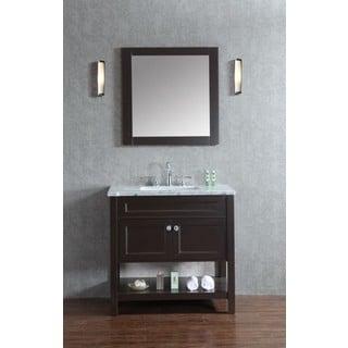 Ariel Mayfield 36-inch Single Sink Bathroom Vanity