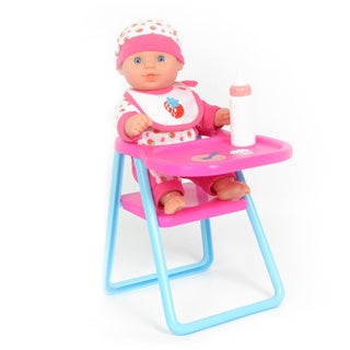 The New York Doll Collection 8-inch Baby Doll