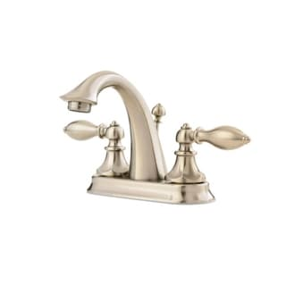 Pfister Catalina Lavatory 48 CN 4IN C/S W/MTL Brushed nickel Faucet