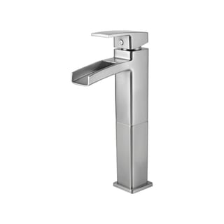 Pfister Kenzo Lavatory Vessel 40 KZ S/C Brushed nickel Faucet