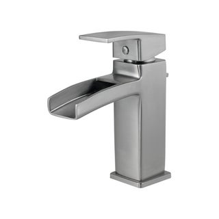 Pfister Kenzo Lavatory Vessel 42 KZ S/C Brushed nickel Faucet