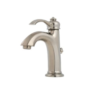 Pfister Portola Lavatory 42 SG 4IN S/C C/S Brushed nickel Faucet