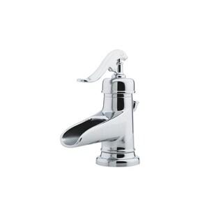 Pfister Ashfield Lavatory Vessel 42 AS S/C C/S Chrome Faucet