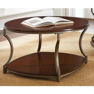 Greyson Living Morelia Round Coffee Table
