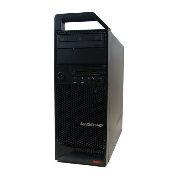 Lenovo ThinkStation S10 3.0GHz Intel Core 2 Duo 500GB Computer (Refurbished)