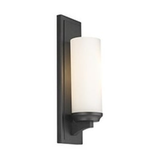 Murray Feiss Amalia 1-light Oil Rubbed Bronze Wall Sconce (16 inches)