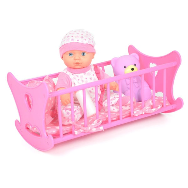 The New York Doll Collection 8-inch Bedtime Baby Doll