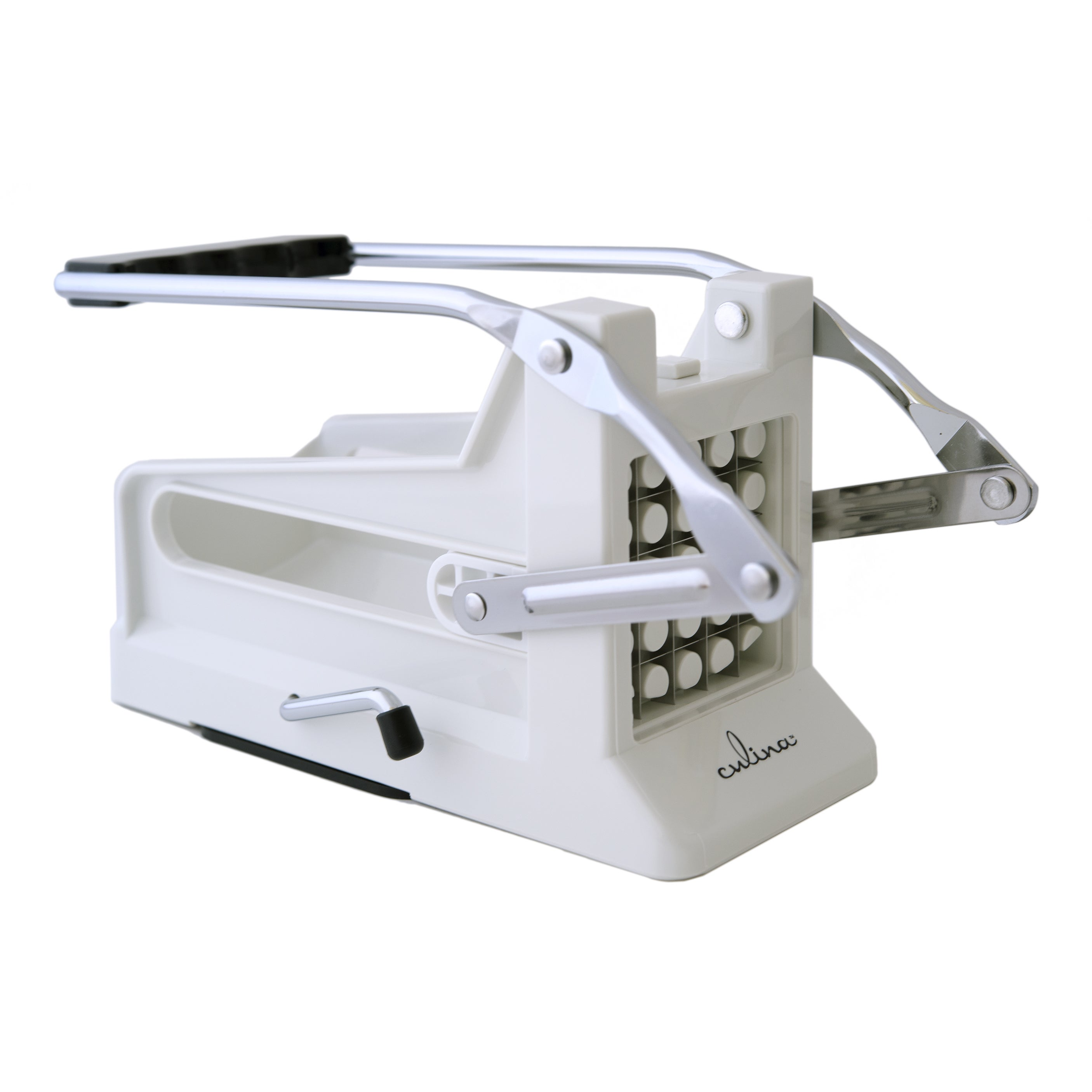 Overstock.com Culina French Fry Potato Cutter with Round Bottom