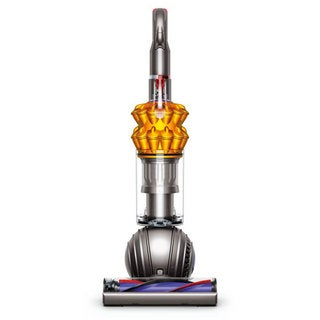 Dyson DC50 Yellow Multifloor Compact Upright Vacuum (Refurbished)