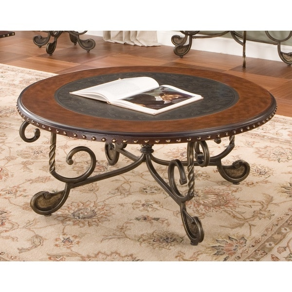 Riviera Round Coffee Table