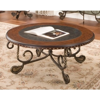 Greyson Living Riviera Round Coffee Table