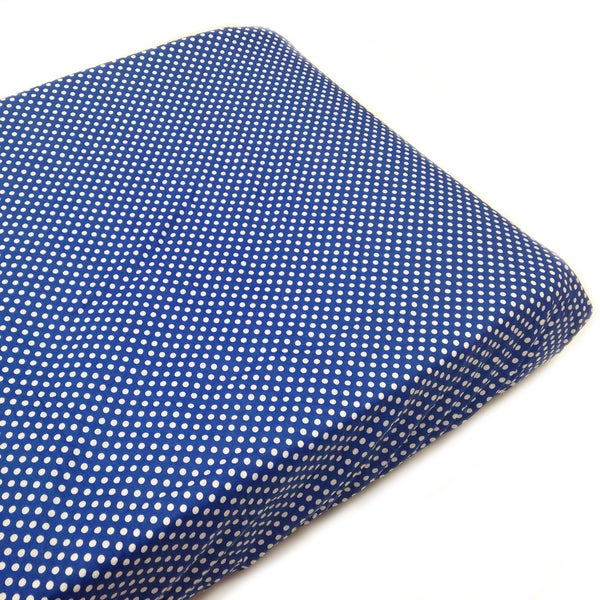 Simplicity Blue Changing Pad Cover