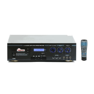 IDOLpro IP-560 1400W Professional Digital Echo Karaoke Power Amplifier