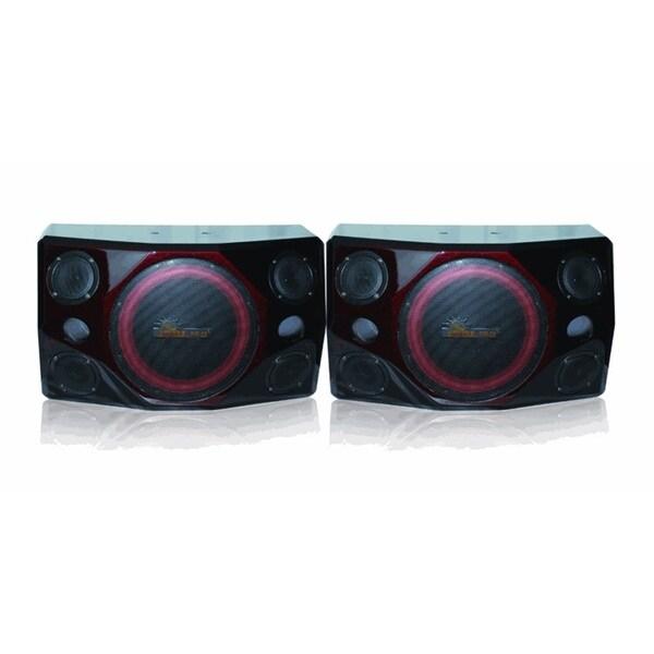 IDOLpro IPS-690 Quad-Tweeter 800W High Quality Vocal Karaoke Speaker