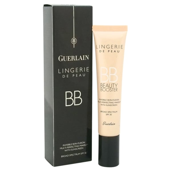 Guerlain Lingerie de Peau BB Beauty Booster Multi Perfecting #2 Light Makeup SPF 30