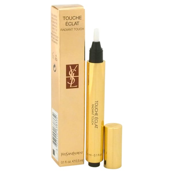 Yves Saint Laurent Touche Eclat Radiant Touch #5 Luminous Honey Concealer