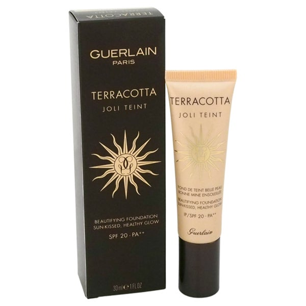 Guerlain Terracotta Joli Teint Beautifying SPF 20 Natural Foundation