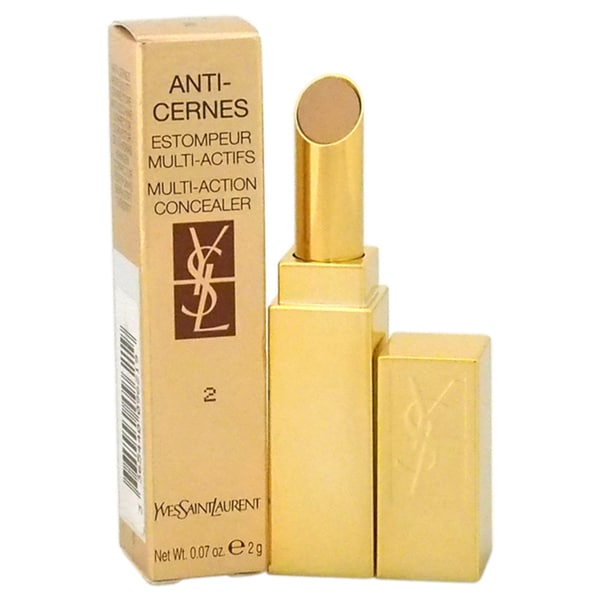 Yves Saint Laurent Anti-Cernes Multi-Action #2 Nude Beige Concealer 14454362