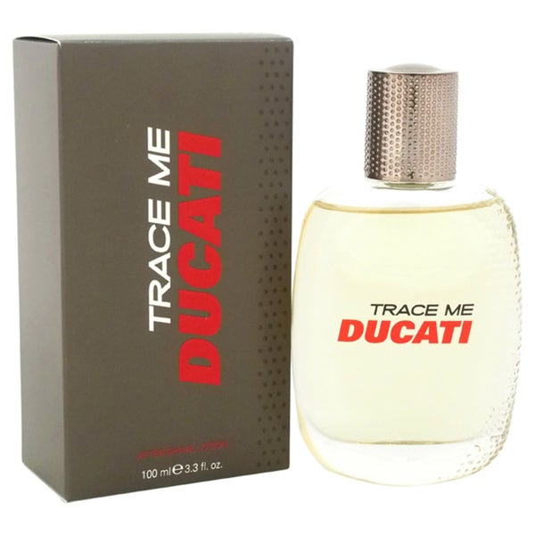 Ducati Trace Me Men's 3.3-ounce After Shave Lotion