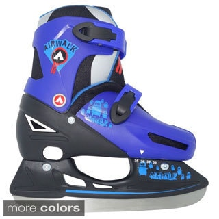 Airwalk 2-in-1 Inline and Ice Skate Combo