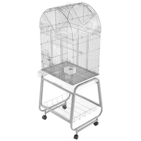 Open Top Dome Bird Cage