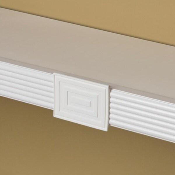 help myshelf 12 inch wire shelf cover and liner kit for 4. Black Bedroom Furniture Sets. Home Design Ideas