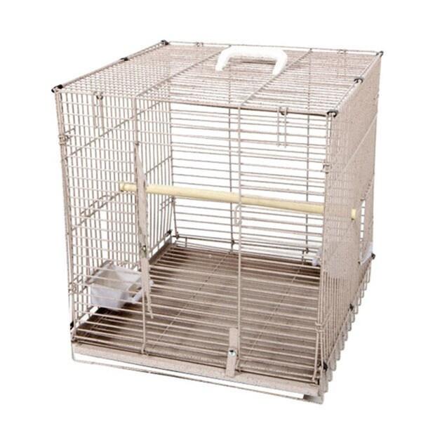 Folding Travel Bird Carrier (18 x 19)